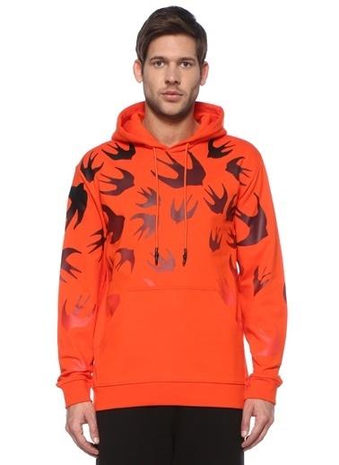 McQ Alexander McQueen Sweatshirt Oranj